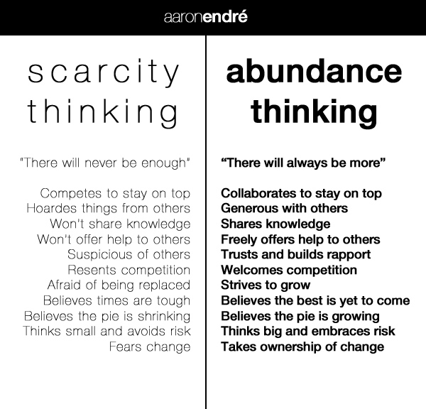 abundance-thinking-and-scarcity-thinking