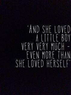 love of a little boy