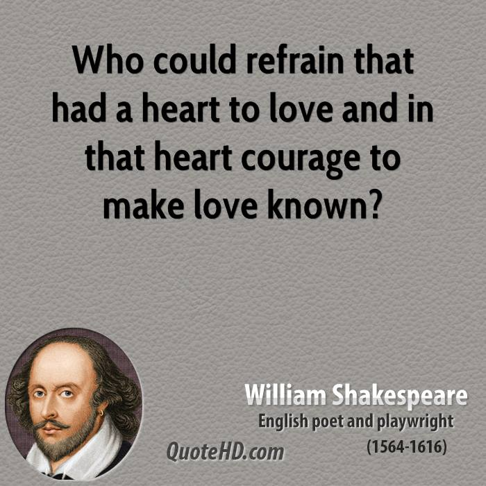 william-shakespeare-courage
